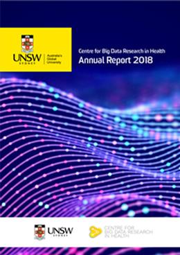 UNSW's annual Report