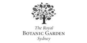 Royal Botanic Garden Sydney Logo